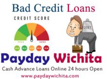 Bad credit payday loans