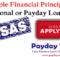 Simple Financial Principle Payday Loans Kansas