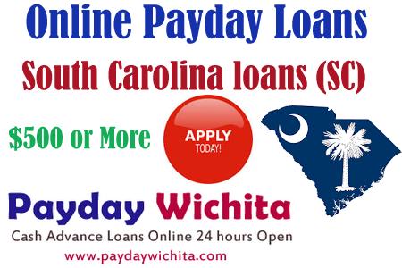 South Carolina loans