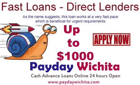 fast loans direct lenders