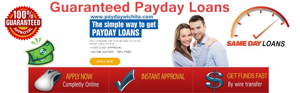 Guaranteed payday loans no matter what