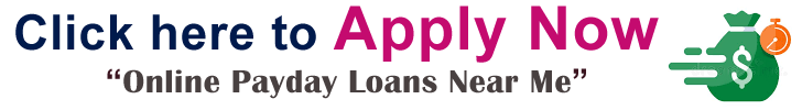 Online payday loans near me