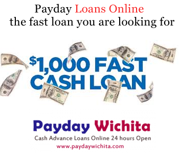 Wichita Kansas Fast Payday Loans 67502 Online Payday Loans In Wichita Ks