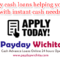 speed cash payday loans wichita ks