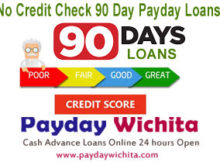 90 Day Payday Loans