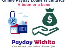 Online Payday Loans Wichita KS - A boon or a bane
