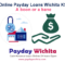 Online Payday Loans Wichita KS - A boon or a bane