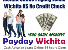 Instant Cash Loans Wichita KS