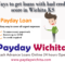 loans with bad credit score in Wichita KS