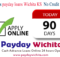 90 days payday loans wichita ks