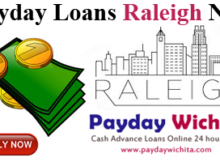 Payday Loans Raleigh NC