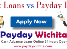 Bank loan vs Payday loan