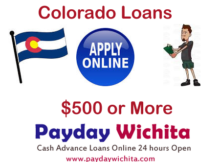 Colorado Payday Personal Loans