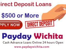Direct Deposit Loans Online