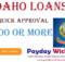 IDAHO Loans