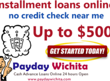 Installment loans online near me