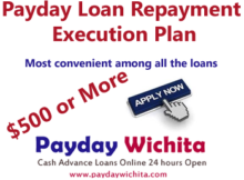 Payday Loan Repayment Execution Plan