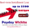 short term installment loans