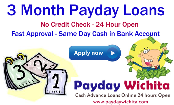 3 month payday loans online