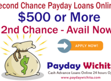 second chance payday loans online