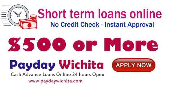 short term loans no credit check online