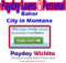 Payday Loans Bakers MT