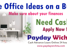 Home Office Ideas on a Budget Make sure about your finances PaydayWichita